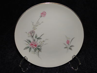 "Fine China of Japan Golden Rose MSI Bread Plate 6 1/4"" EXCELLENT"
