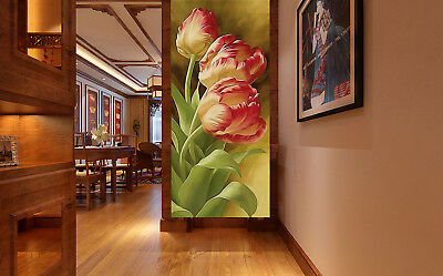 3D Blooming Flowers 75 Wall Paper Murals Wall Print Wall Wallpaper Mural AU Kyra