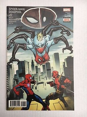 Marvel Comics: Spider-Man/Deadpool #17 (2017) BN, Bagged and Boarded