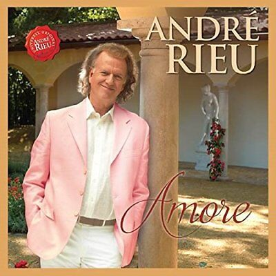 Andre Rieu Amore Cd & Dvd - New Release November 2017