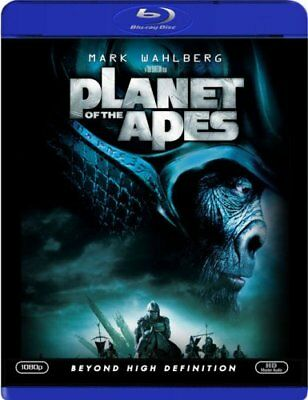Planet of the Apes [Blu-ray], Mark Wahlberg Blu-ray 2015