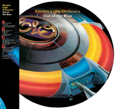 Electric Light OrchestraOut Of The Blue Double Picture Disc (24Thnov) New/mint