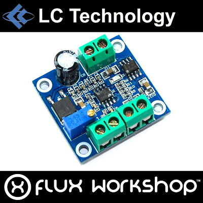 LC Technology LM331 Frequency to Voltage Converter 1KHz 10V Flux Workshop