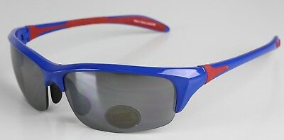 Real Kids Bolt Kindersonnenbrille Flexible Passform Größe 10+ blau/rot HA-2A df6BnbIMA
