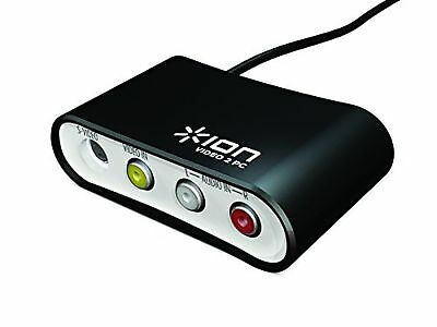 ION Video 2 PC MKII   Analog-To-Digital Video Converter for PC (USB / RCA / C...