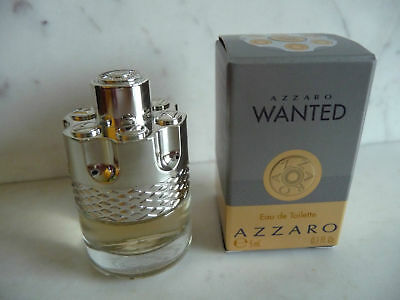 Mini Azzaro Wanted 5Ml Eau De Toilette Miniature