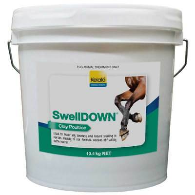 Kelato SwellDown Clay Poultice 10.4kg for Horse Leg Soreness & Reduce Swelling