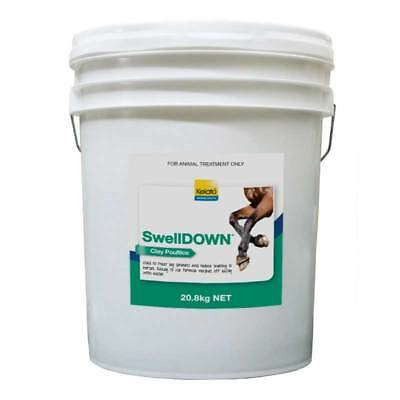 Kelato SwellDown Clay Poultice 20.8kg for Horse Leg Soreness & Reduce Swelling
