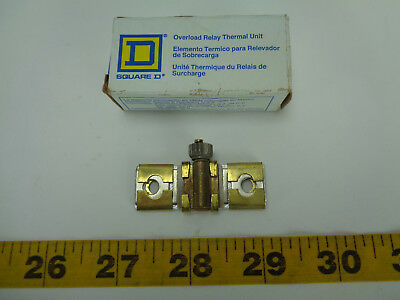 Square D Overload Relay Thermal Unit B6.90 B 6.90 0545 T