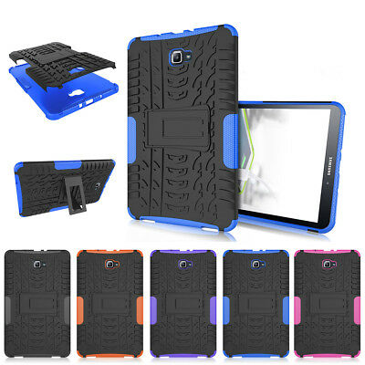 Hybrid Protective Hard Case Cover for Samsung Galaxy Tab A 10.1 SM-T580 T585