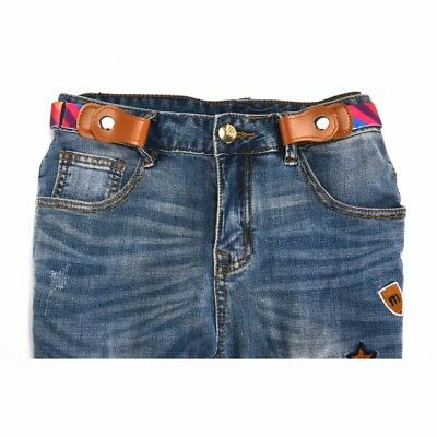 Buckle-free No Bulge Belt For Children, No Buckle and Hassle Children Free-Belts