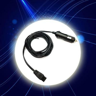 12V Car Auto Mini Refrigerator Power Cord Connecting Cable Power 2 Pin Polig 2m