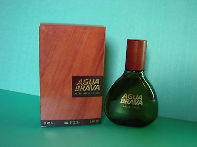 Agua Brava von Antonio Puig 100 ml AS After Shave Lotion