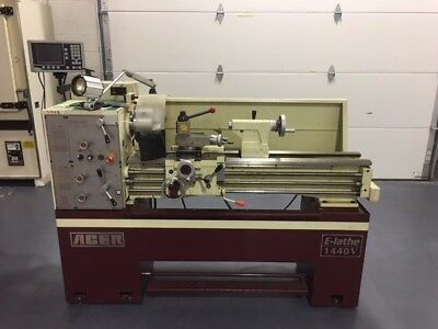 "ACER E-Lathe Precision 1440V With tooling, ""GREAT CONDITION"""
