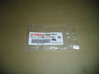 Yamaha Motorcycle Woodruff Key 90280-03017-00 NEW OEM