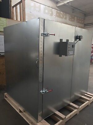 New Powder Coating Batch Oven! 5x6x7 NEW!