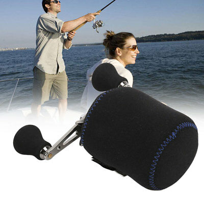 Lure Fishing Reel Protection Case Cover Protective Bag Anti Collision Fishing