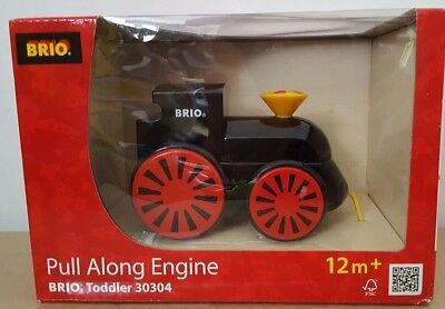 BRIO BRI-30304 Pull Along Engine