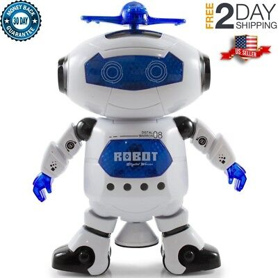 Educational Toys For 2 3 4 5 6 7 Year Olds Boy Age Cool Gifts Children Robot NEW