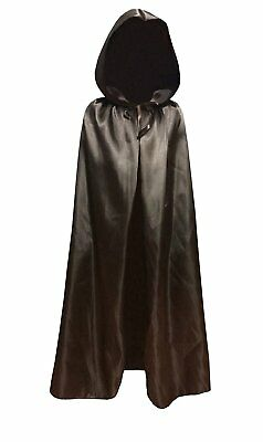 Ourlove Fashion Children Kids Hood Cloak Costume Full Length Cape for Halloween