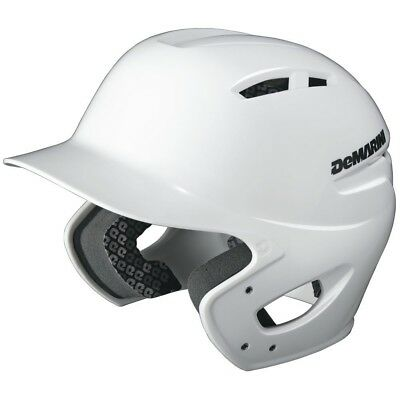 (Youth, White) - DeMarini Paradox Protege Pro Batting Helmet. Delivery is Free