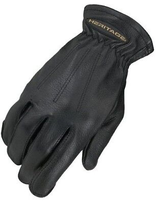 (7, Black) - Heritage Trail Glove. Heritage Products. Best Price