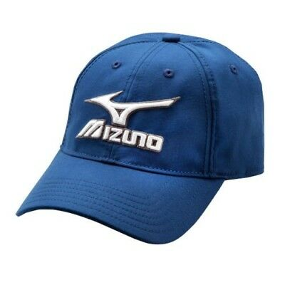 (Dress Blue) - Mizuno Low Profile Adjustable Hat. Free Delivery