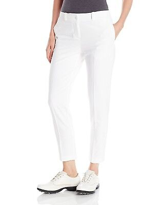 (Size 8, White) - Zero Restriction Womens Arabella Pant. Shipping is Free