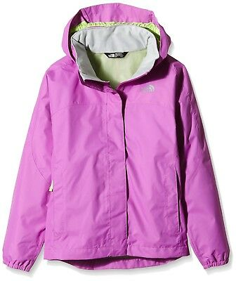 (Large/Youth, Purple/Sweet Violet) - The North Face Girls' Resolve Reflective