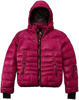 (FR : 12 ans (Taille Fabricant : 12), rose - fuchsia) - Peak Mountain Galpine