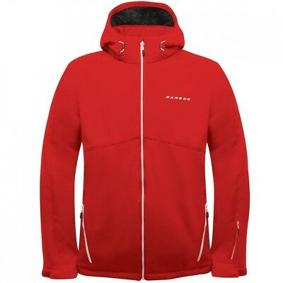 (Large, Fiery Red) - Dare 2b Men's Integrity Softshell Jacket. Free Shipping