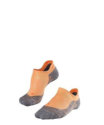 (41-42, Papaya) - Falke TK5 Invisible Women Walking Socks, Womens, FALKE