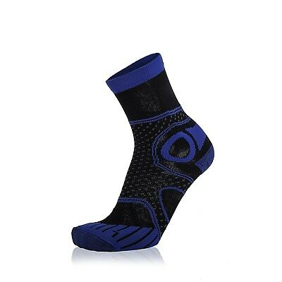 (35-38, multi-coloured - Multicolore - Black/Blue Melange) - Eight Sox Tech