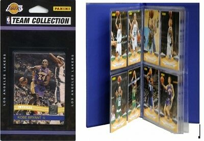 C & I Collectables 2010LAKERSTS NBA Los Angeles Lakers Licenced 2010-11