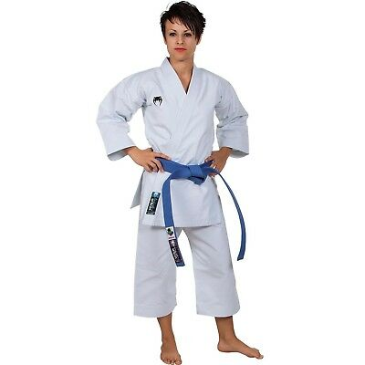 (150 cm, White) - Venum Karate Challenger Karate Gi Uniform. Best Price