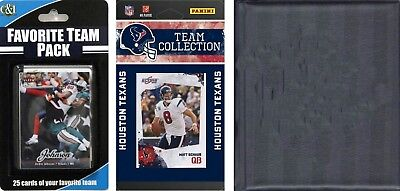 C & I Collectables 2010HOUTEXTSC NFL Houston Texans Licensed 2010 Score Team