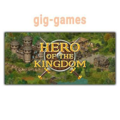 Hero of the Kingdom PC spiel Steam Download Digital Link DE/EU/USA Key Code Gift