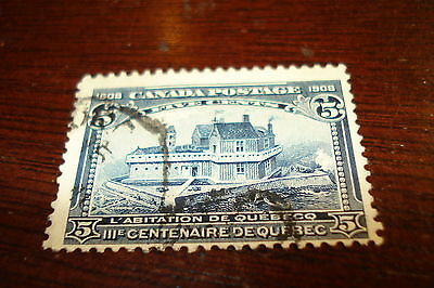 #99 - Canada - Canadian used stamp