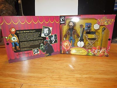Palisades JIM HENSON Exclusive Action Figure The Muppet Show SEALED 2004