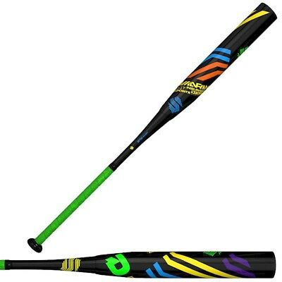 (770ml) - DeMarini USSSA/NSA/ISA Dinger Slinger 17 Slow Pitch Bat