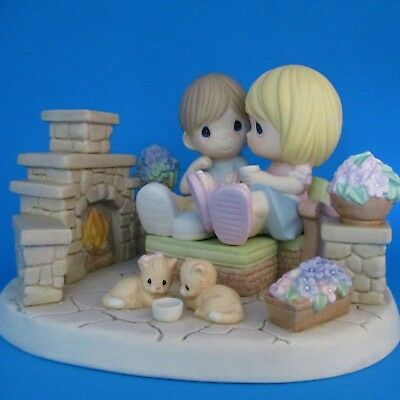Precious Moments - You Are My Home Sweet Home #32628 - New in box
