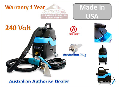 Tempo™ Heated Extractor S-300H Mytee Carpet Cleaner 240V sub-compact machine