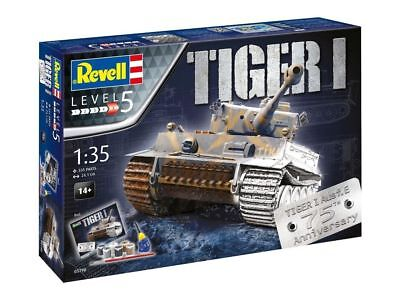 revell geschenkset tiger i ausf e 75th anniversary 1 35 revell 05790 x eur 29 50 picclick de. Black Bedroom Furniture Sets. Home Design Ideas