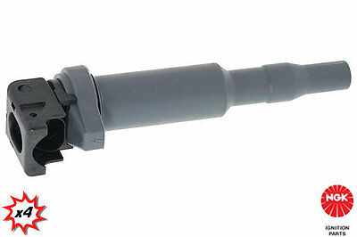 4x NGK Ignition coil U5039 stock code 48147. In stock, fast despatch UK seller