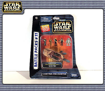 "STAR WARS MM Action Fleet: Battle Packs #11 ""Cantina Encounter"" (OVP)"