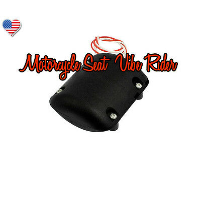 🔥MotoGasms w/Remote VibeRider Motogasm Motorcycle Seat Circulation Vibrator USA