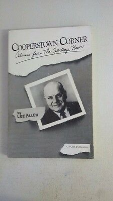 Cooperstown Corner: Columns from the Sporting News, 1962-1969 Paperback –  1990