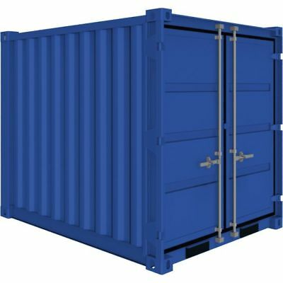 Containex Stahl-Lagercontainer LC9, 12 m³  *Bestellware*
