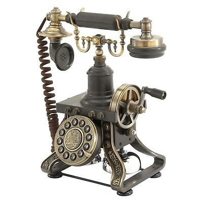Antique Phone vintage reflections Decoration to your home or office Great Gift