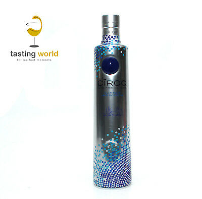 CIROC Limited Edition MUNICH Vodka - mit LED beleuchtet für Party & Hausbar!